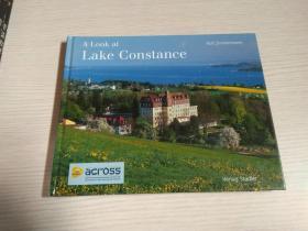 a look at lake constance 看看康斯坦茨湖(外文原版)精装