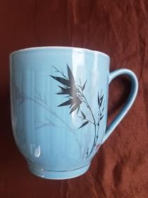 七十年代宣化三瓷茶杯一个