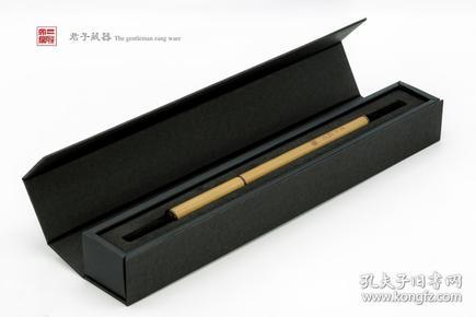 """""""君子藏器""""凤眼竹狼毫行囊笔(6号)"""