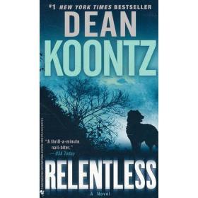 Relentless (丁-昆士悬疑小说)