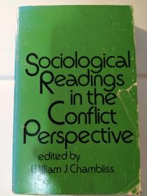 Sociological Readings in the Conflict Perspective