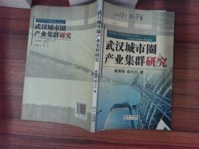 武汉城市圈产业集群研究