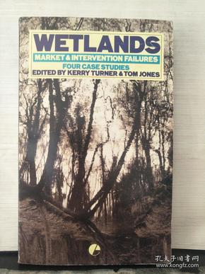WETLANDS:KERRY TURNER &TOM JONES