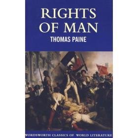 Rights of Man (Wordsworth Classics) 人权
