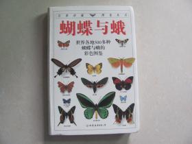 自然珍藏图鉴丛书 蝴蝶与蛾