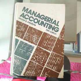 MANAGERIALACCOUNTING(管理会计精装版)(内有笔记)