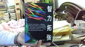 智力拓张 袁劲松 著【原版书】(32开,9品)/租屋东--架南5竖