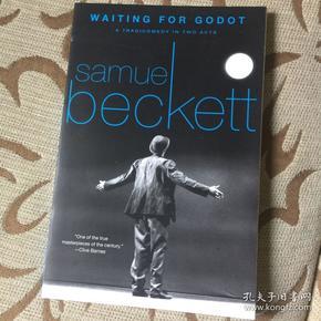 Waiting for Godot by Samuel Beckett 贝克特 《等待戈多》