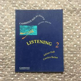 Listening 2 Adrian Doff Caroyn Becket