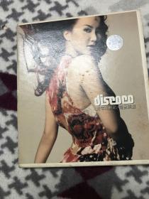 李玟 爱琴海 Discoco 电音精选 1CD附歌词本