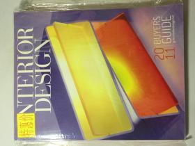 INTERIOR DESIGN 室内设计 2011年 4月 原版英文期刊