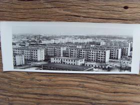 1982年,大庆市新建的大庆油田解放村住宅区