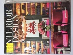 INTERIOR DESIGN 室内设计 2011年 1月 原版英文期刊