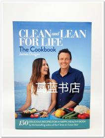 减肥西餐食谱Clean & Lean for Life The Cookbook