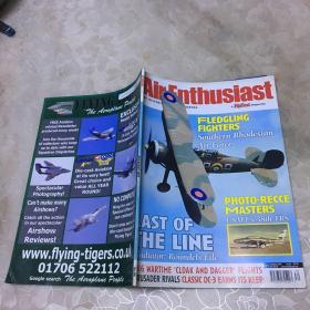 AIR Enthusiast——the historic aviation journal (No.130)