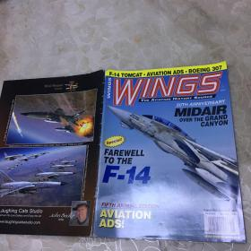 WINGS the aviation history source(航空史料来源)2006.8