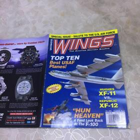 WINGS the aviation history source(航空史料来源)2005.12