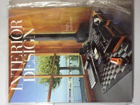 INTERIOR DESIGN 室内设计 2012年 7月 原版英文期刊