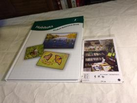 Habitats  ( student reference book )   栖息地    英文原版教材美国原版教材英文教材