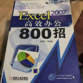 Excel 2007高效办公800招