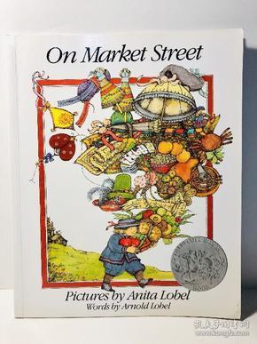 On Market Street, 25th Anniversary Edition 市场街,25周年纪念版