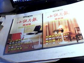 小说月报原创版 2007年(4.6)