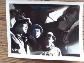 1982年,北京首钢炼钢厂于凤林(北京市工业战线质量标兵)
