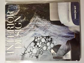 INTERIOR DESIGN 室内设计 2014年 8月 原版英文期刊