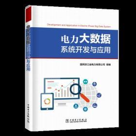 電力大數據系統開發與應用
