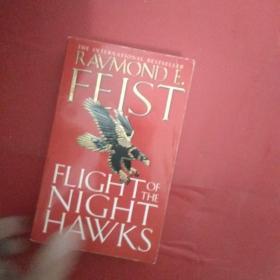 Flight of the Nighthawks (Darkwar, Book 1)[黑暗战争1:飞翔的夜鹰]