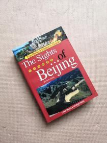 THE SIGHTS OF BEIJING  北京名胜游览(英文)(实物外观如图,图货一致的,一书一图的)