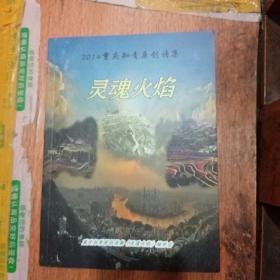 2014重庆知青原创诗集:灵魂火焰