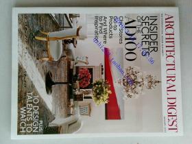 建筑辑要AD ARCHITECTURAL DIGEST 2013/01 欧式古典别墅 室内设计杂志