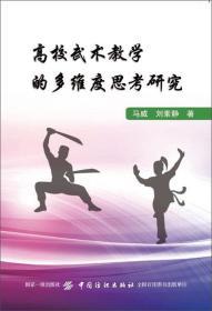 高效武术教学的多维度思考研究