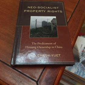 NEO-SOCIALISTPROPTY RIGHTS
