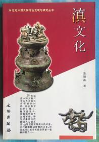 20世纪中国文物考古发现与研究丛书-滇文化
