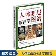 人体断层解剖学图谱  9787533132958