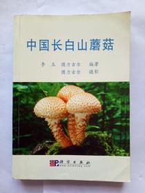 中国长白山蘑菇