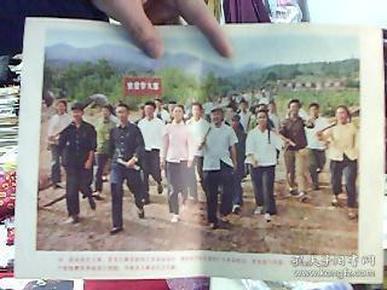 [文革宣传画]朝阳农学院--师生下乡宣传画存11张(34CM*24CM)我屋柜顶放