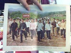 [文革宣传画]朝阳农学院--师生下乡宣传画存11张(34CM*24CM)、 我屋柜顶