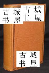 稀缺,签名版《艾伦•格拉斯哥文学作品:建造者》1919年出版,精装.