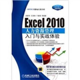 Excel 2010 人力资源管理入门与实战体验