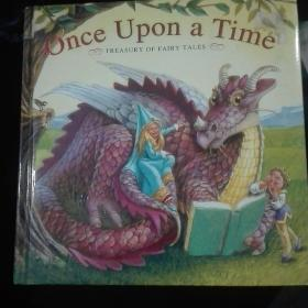 Once Upon a Time   (TREASURY   OF  FAIRY  TALES)