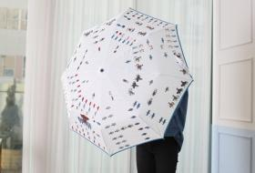 韩国 Munhui Royal Protocol 工艺纪念雨伞