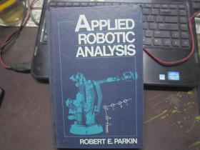 APPLIED ROBOTIC ANALYSIS应用机器人分析