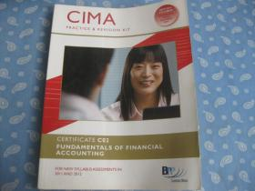 CIMA PRACTICE&REVISION KIT  CERTIFICATE C02 FUNDAMENTALS OF FINANCIAL ACCOUNTIHG