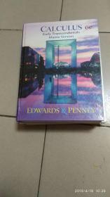 CALCULUS EDWARD PENNEY爱德华兹和彭尼【英文版】八07-3