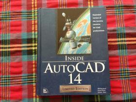 inside autocad 14 limited edition【有光盘】