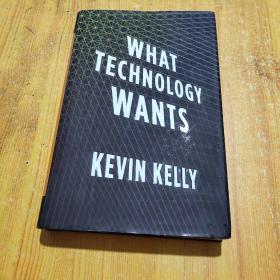 What Technology Wants [精装]