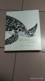 BIOLGICAL SCIENCE【英文版·精装·大16开本】八07-3